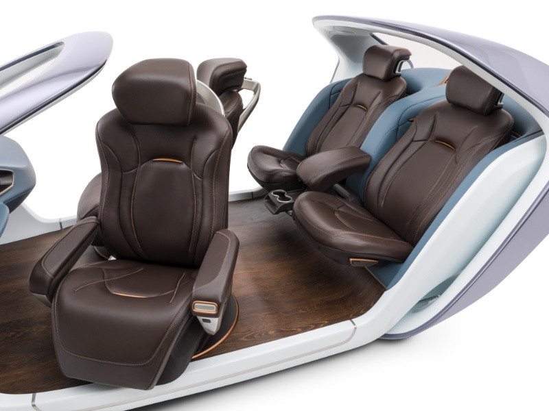 Seating-future armoured technology