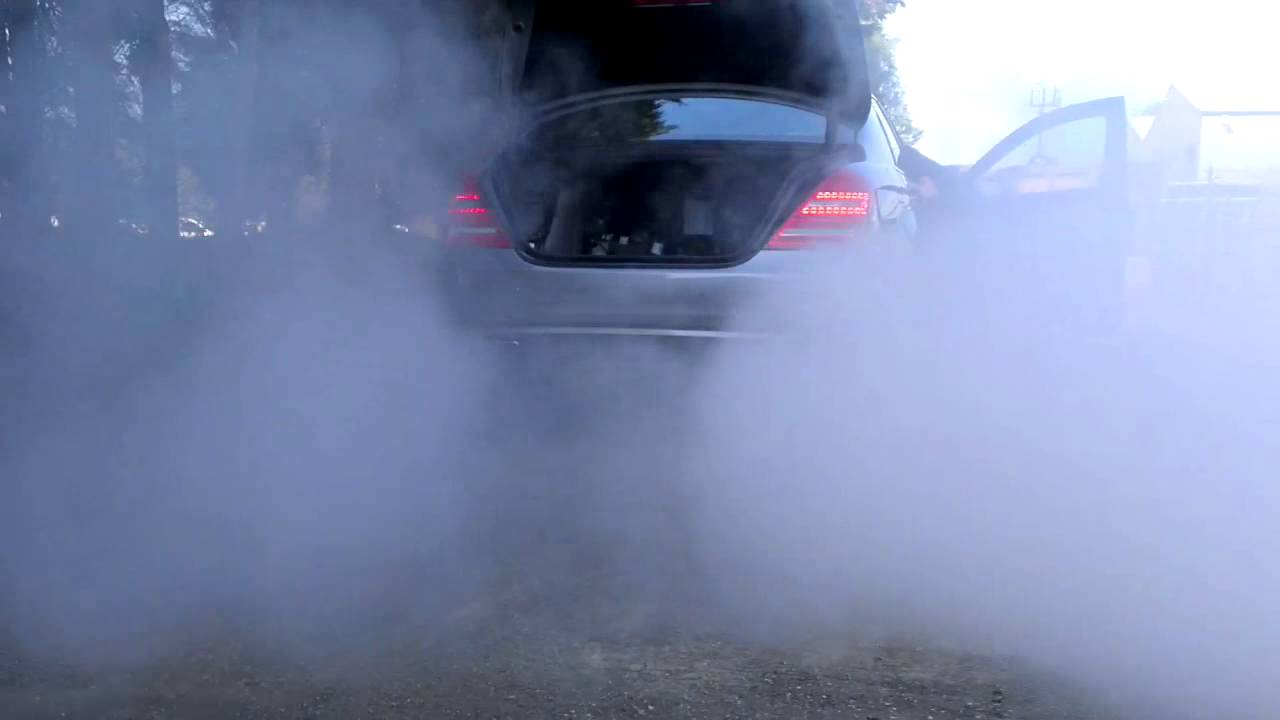 Smoke Screen for armoured cars