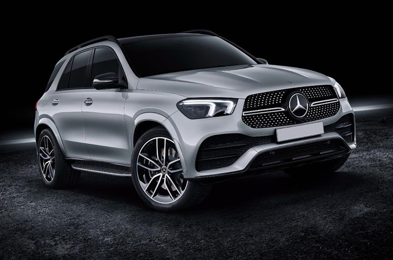 Armoured mercedes benz gle 350 in india