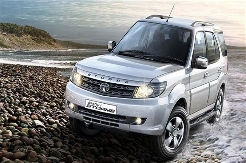 tata safari dicor bulletproof in India