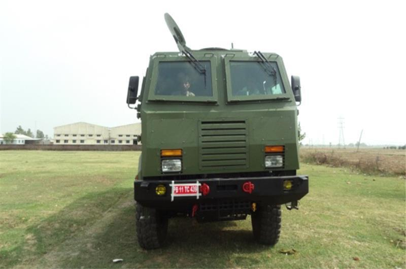 armoured stallion cab manufacturer