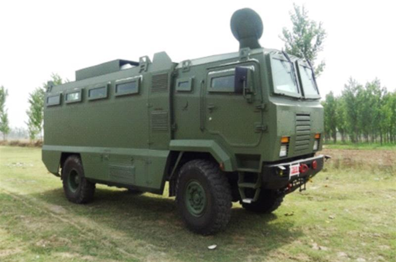 ashok leyland military vehicles