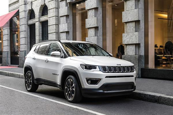 Armoured Jeep Compass