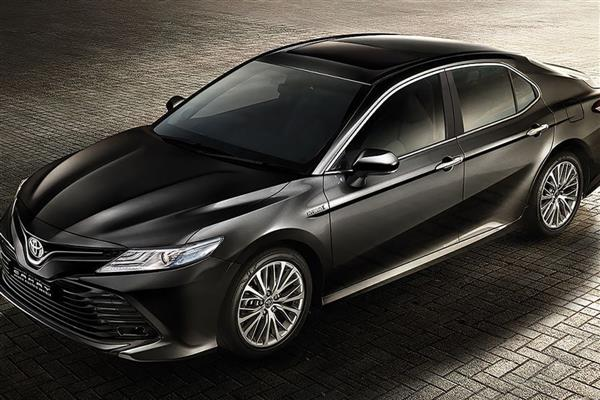 Armoured Toyota Camry