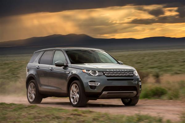 Armoured Land Rover Discovery